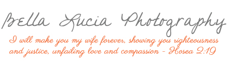 Bella Lucia Photography logo